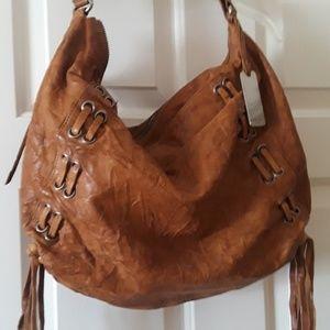 Botkier Designer Hobo Bag All Leather